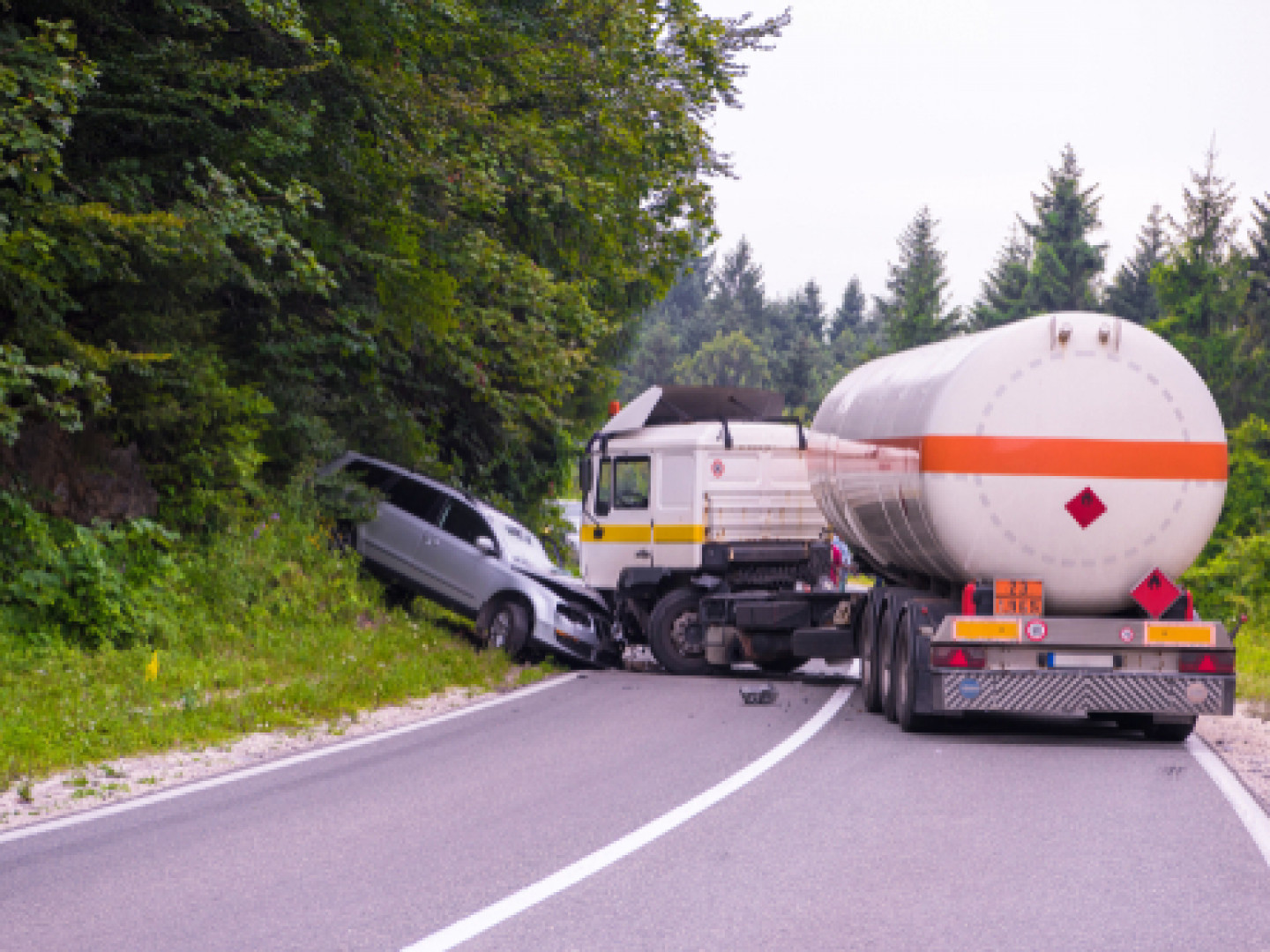 We Take On Trucking Accident Cases in Glen Burnie and Baltimore, MD